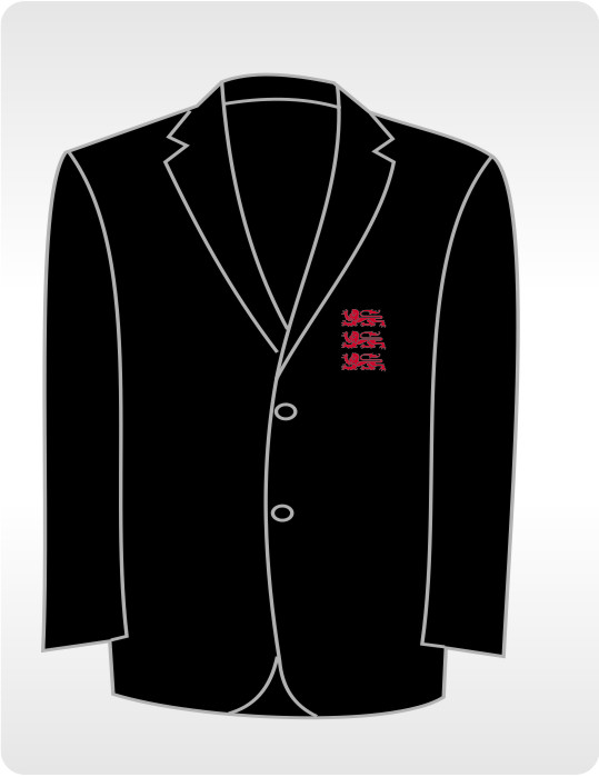 King Richard School Girls Blazer